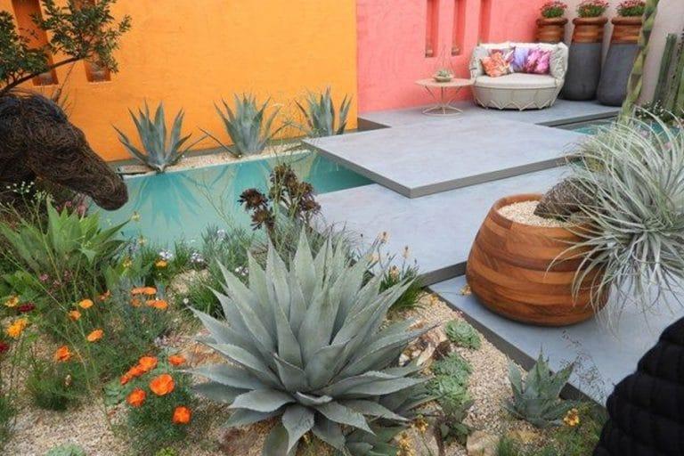 Instagardens Landsdale Garden Pool Landscape Design
