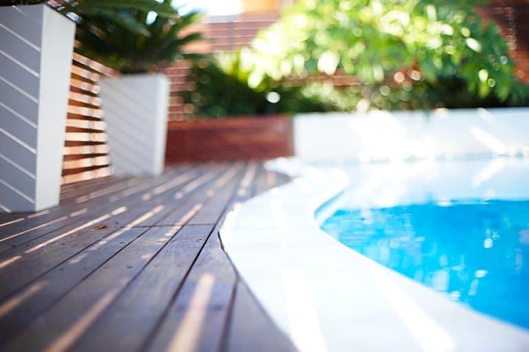 Instagardens Landsdale Pool Landscape Design