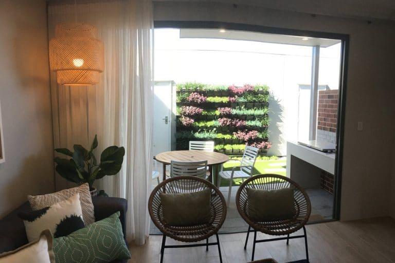 Wall Garden Instagardens Landsdale Landscape Gardening